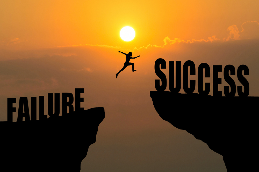 Failure is Not Suicide, It is Just a Setback